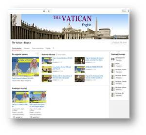 The Vatican - You Tube